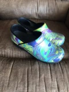 Sanita professional clogs