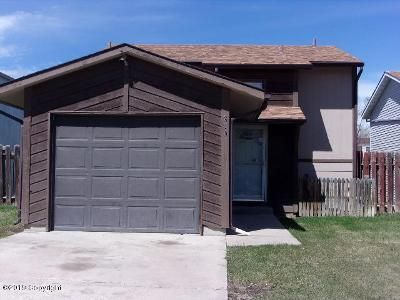 3 Bed 1 Bath Foreclosure Property in Gillette, WY 82718 - W Laurel St