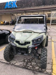 2018 Can-Am COMMANDER 1000 DPS Side x Side Utility Vehicles Columbus, OH