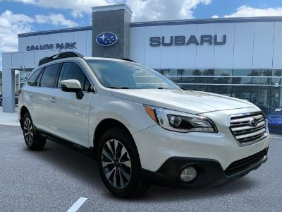 2015 Subaru Outback (Crystal White Pearl)