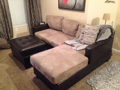 $500, Brand New FurnitureAppl. Couch, Table, Washer