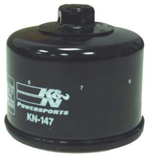 Purchase 2009-2010 KYMCO 500 UXV 500 4X4 K&N OIL FILTER YAMAHA ATV KN-147 motorcycle in Ellington, Connecticut, US, for US $13.99