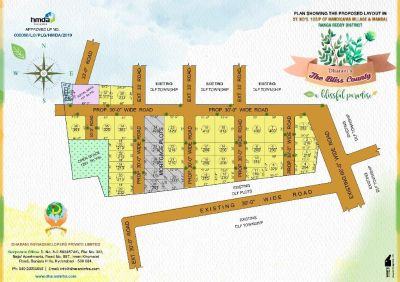HMDA Aprvd PLOTS for SALES in KOTHUR HIGHWAY, HYD,INDIA.