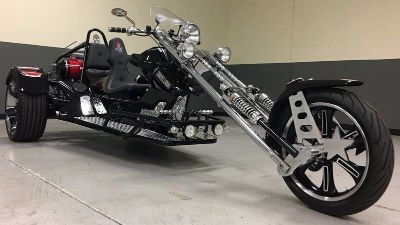 2017 CONQUEST TRIKES CONSTELLATION Trikes Motorcycles Clearwater, FL