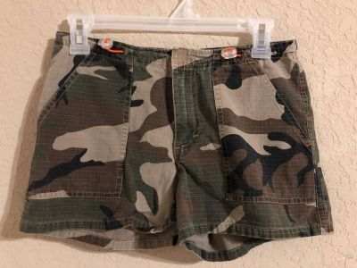 MUDD Camouflage Like New Shorts. Perfect Condition. Size 0