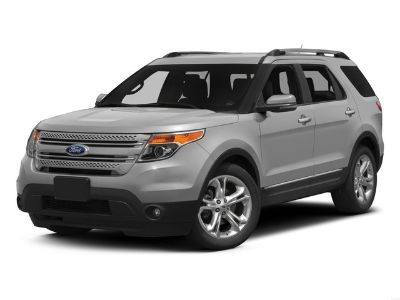 2015 Ford Explorer Limited (Not Given)