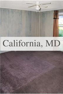 3 bedrooms House - Located in California MD.