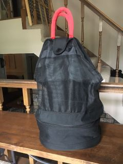 Outdoor Tote w/Thermal Compartment