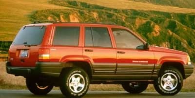 1998 Jeep Grand Cherokee Special Edition (Flame Red Clear Coat)