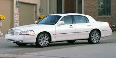 2004 Lincoln Town Car Cartier (Silver Birch Metallic)