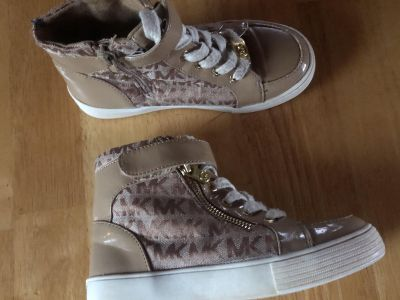 Michael Kors Childs Size 12 High Tops $15 Must PU In McDonough