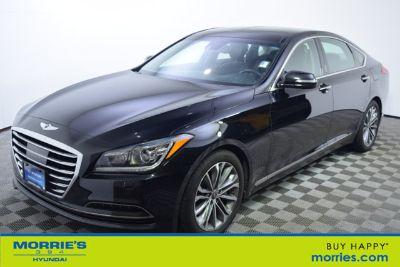2015 Hyundai Genesis 3.8L (black)