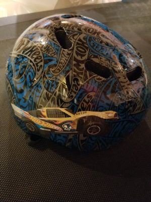 Hot Wheels helmet