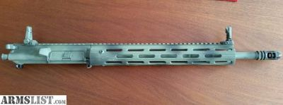 For Sale: MA Compliant AR Upper Complete AR15 Upper assembly