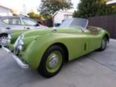 1954 Jaguar XK 120 Project Car