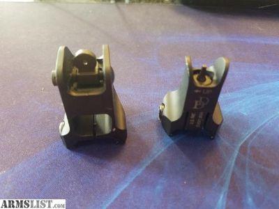 For Sale: Daniel Defense Iron Sights