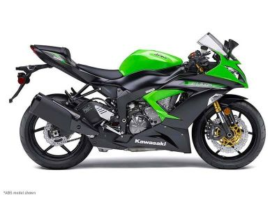 2014 Kawasaki Ninja ZX -6R SuperSport Motorcycles Houston, TX