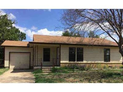 3 Bed 1 Bath Foreclosure Property in Killeen, TX 76541 - Redondo Dr