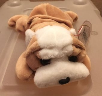 Ty Beanie Baby Wrinkles