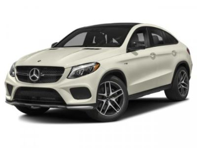 2018 Mercedes-Benz GLE AMG GLE 43 (Polar White)