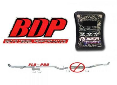 "Buy 2011-2015 6.6 LML Duramax PPEI Autocal DPF EGR Delete Tuner 5"" FLO PRO Exhaust motorcycle in Monticello, Georgia, United States, for US $1,331.00"