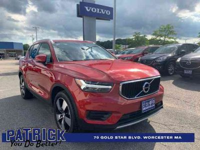 Used 2019 Volvo XC40 T4 FWD