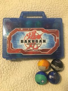 Bakugan s! Coolest toys ever! Drop or put the balls against a magnet and they open into action figures! Don t make them anymore so rare!!
