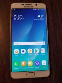 Note 5 AT&T