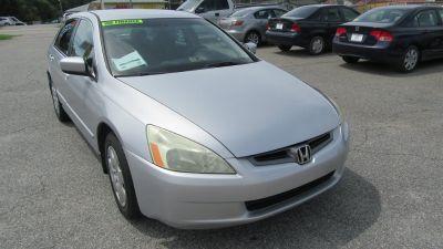 2004 Honda Accord LX (Silver Or Aluminum)