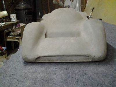 Find CHEVRON B-16 -1/4 SCALE - SPECIALISED MOULDINGS - W/T MODEL -RARE motorcycle in Sabattus, Maine, United States, for US $2,950.00
