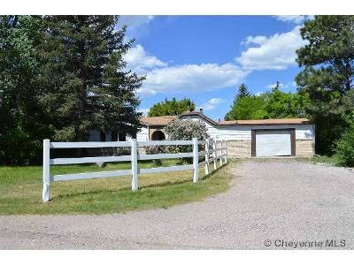 Foreclosure Property in Cheyenne, WY 82007 - 1118 SW Dr
