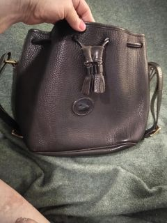 Vintage Perfect Dooney and Bourke