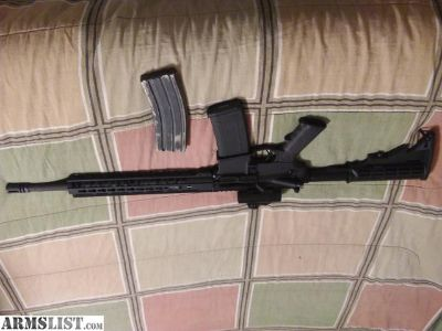For Sale/Trade: Arnderson ar15