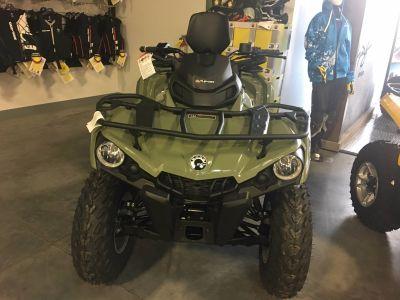 2017 Can-Am Outlander MAX DPS 570 Utility ATVs Las Vegas, NV
