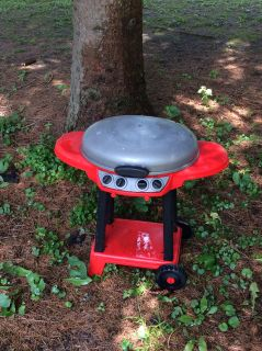 Little play grill