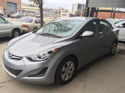 2016 Hyundai Elantra 4dr Sdn Auto Value Edition (Al (Symphony Silver)