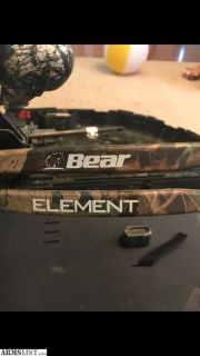 For Sale: bear element compound