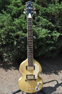 Jay Turser Suzanne Somers Violin Electric Guitar