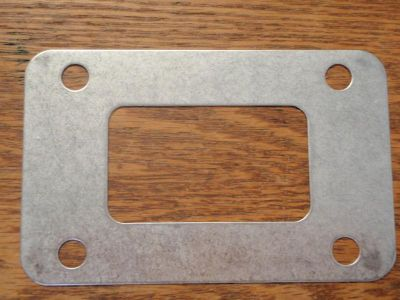 Purchase MARINEPOWER EXHAUST BLOCK OFF PLATE M/P 0500-001 RISER ELBOW CLOSED COOLING PART motorcycle in Osprey, Florida, US, for US $11.95