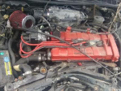 Parts For Sale: Wrecked Integra