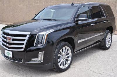 2019 Cadillac Escalade Premium (Black Raven)