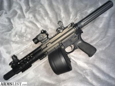 For Sale/Trade: Palmetto State Armory Premium AR15 Pistol