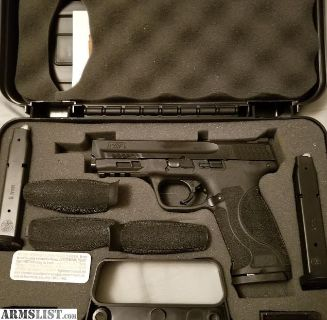 For Sale/Trade: S&W M2.0 Full Size 9mm