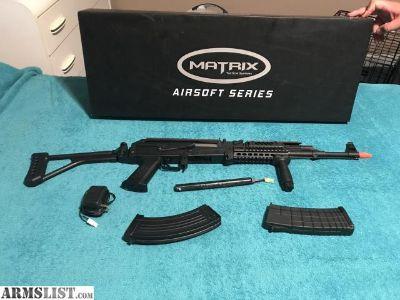For Sale: Air soft guns