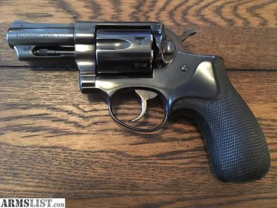 For Sale: Ruger Speed Six 357