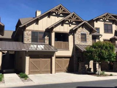 6002 St Moritz Drive Whitefish Two BR, highly sought after