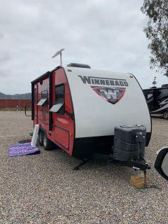 2016 Winnebago Micro Minnie 1706FB