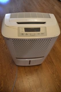 Frigidaire FAD504DWD Energy Star 50-pint Dehumidifier