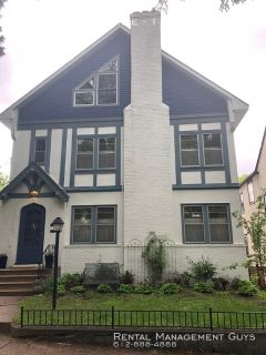Beautiful 2 Bedroom Main Floor Duplex in Uptown
