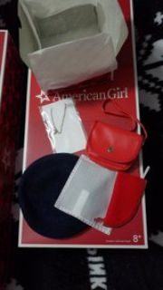 Molly American Girl Doll accessories NIB